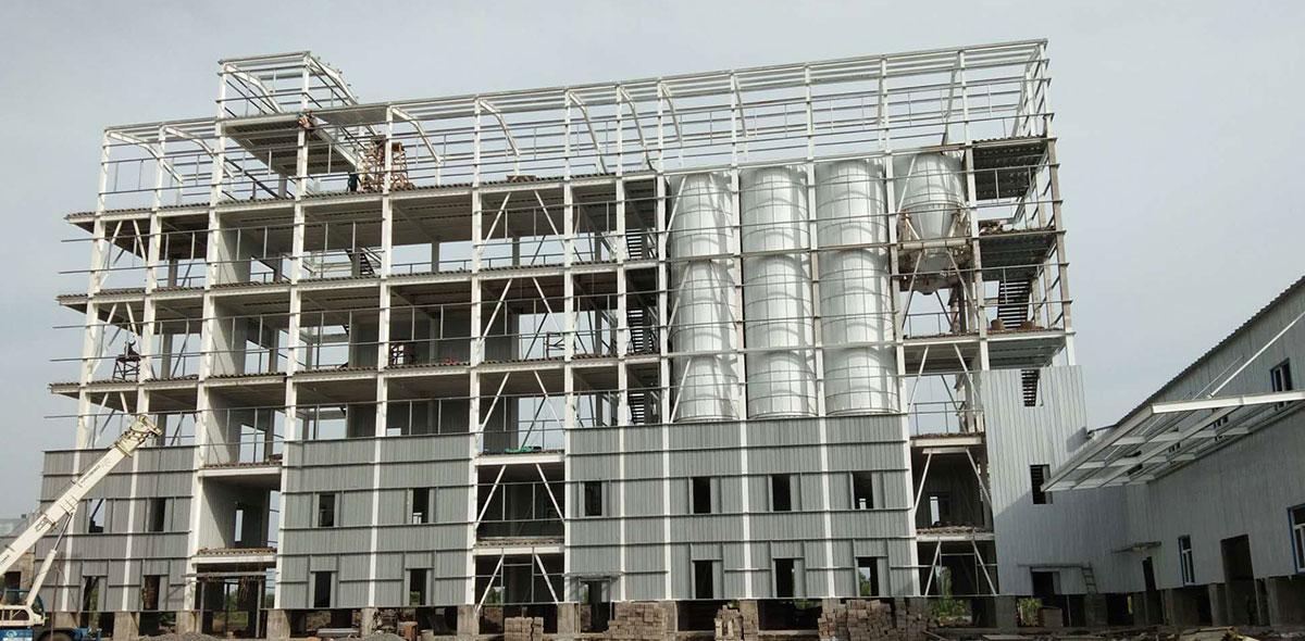 Projet clé en main de 200 tonnes/jour de blé au Cameroun