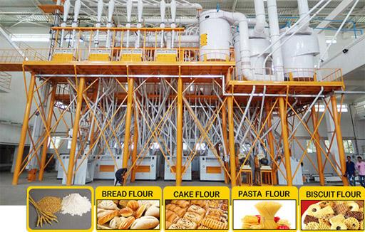Do you Know Wheat Flour Machine?